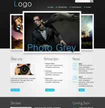 Photo Grey Design -